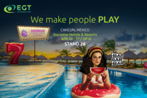 EGT Interactive will make its debut in Mexico at Caribbean Gaming Show 2018