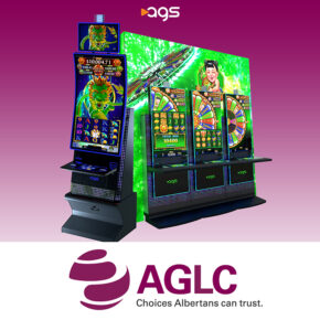 AGLC first in Canada with AGS Starwall x Orion and Orion Curve Cabinets