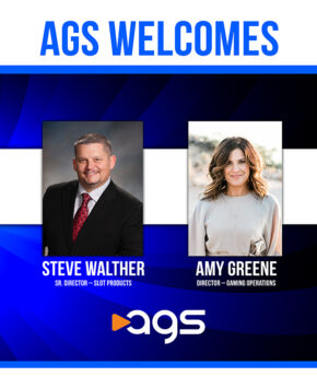 AGS strengthens slot products team