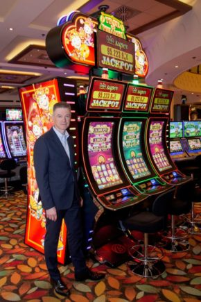 Scientific Games' Tree of Wealth Wide-Area Progressive Link Debuts Exclusively at HIT Group Casinos in Slovenia