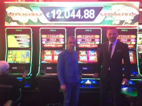 Clover Link 'Simply the Best' at Casino Bad Homburg in Germany