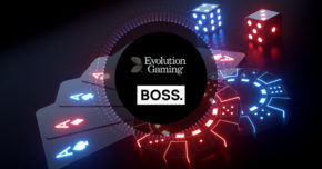 BOSS. Gaming solutions integrated with Evolution Gaming