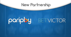 Pariplay partners with BetVictor