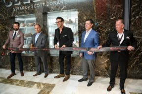 Resorts World Catskills' Grand Opening Celebration Continues with the Official Opening of Cellaio Restaurant by Scott Conant