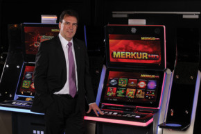 Merkur Gaming's Charles Hiten discusses his new role