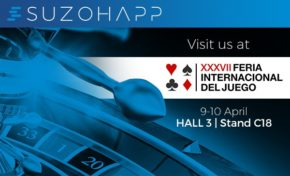 SUZOHAPP Participates at the Feria Internacional del Juego  as Complete Source for Gaming Components and Solutions
