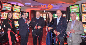 Client Group opened a gambling lounge only with EGT machines