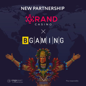 BGaming enters Belarusian market with GrandCasino