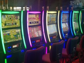 Rosie's Gaming Emporium have chosen Gary Platt Chairs for all five of their locations