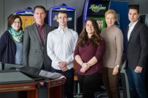 Great Success for Apprentices at Amatic Industries