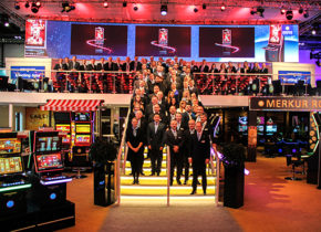 Another ICE record breaker for Merkur Gaming