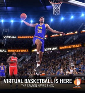 Inspired delivers at ICE London 2019 introducing Virtual Basketball and the Valor Gaming Terminal