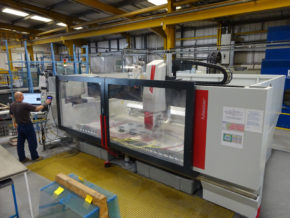 Zytronic invests to deliver complex and curved touchscreen designs