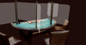 KGM adds Table Game Protection Shields to product line