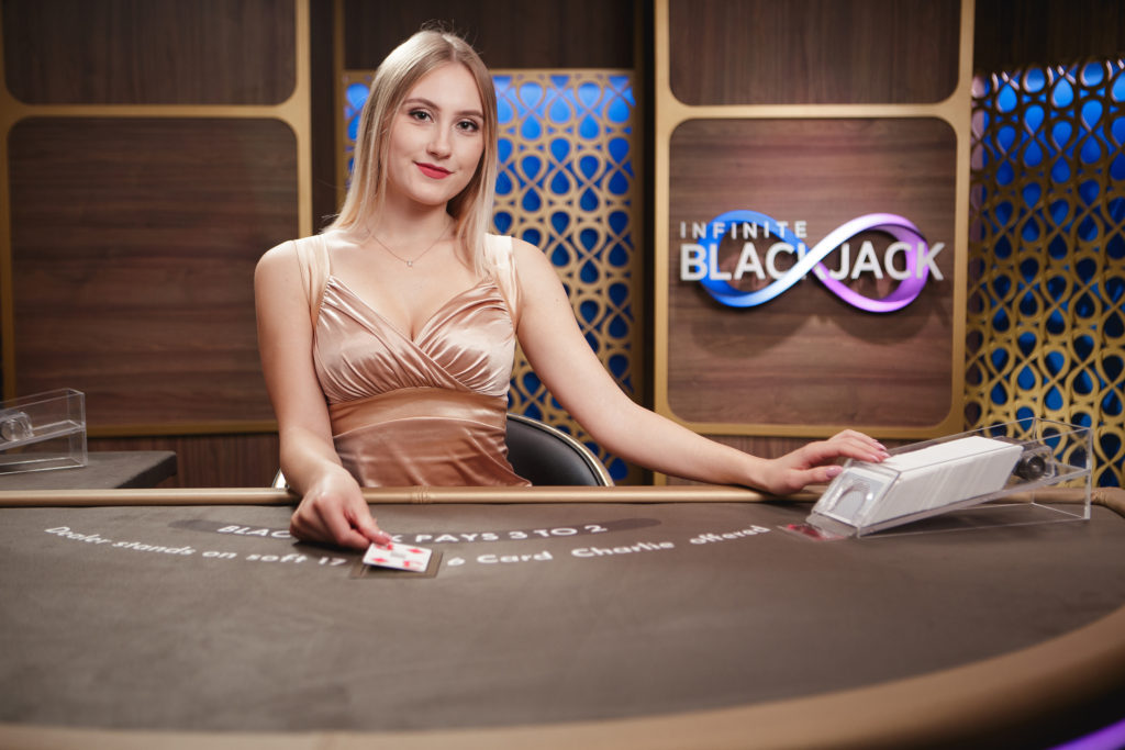 Casino International | Evolution launches Infinite Blackjack with unlimited seats for players