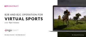 BetConstruct receives Malta licence for Virtual Sports