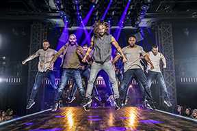 London's Hippodrome seals deal for Channing Tatum's Magic Mike Live