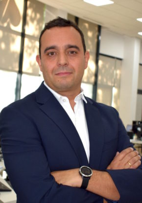 Mario Benito joins the R. Franco Group as new Sales Manager in the Digital Area