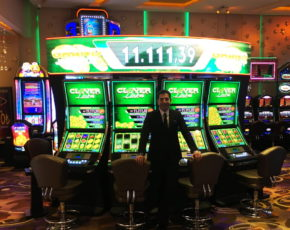 APEX gaming reports CLOVER LINK success at Viva! Casinos in Northern Cyprus