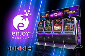 Zitro unstoppable in Argentina: Link King triumphs at Casino Enjoy Mendoza