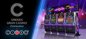 Monumental Presence of Link King in The Grand Casino De Extremadura