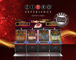 Link King and Link Me by Zitro dazzle in Argentina and anticipate a fantastic Zitro experience in Buenos Aires