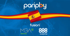 Pariplay enters Spain through Fusion platform partnership with MGA