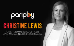 Pariplay names Christine Lewis new Chief Commercial Officer and MD, Malta