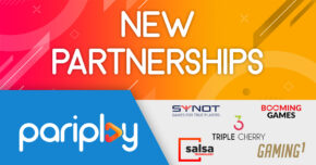 Pariplay diversifies Fusion with five new content providers