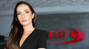 Popova appointed EGT's Chief Revenue Officer and VP Sales & Marketing