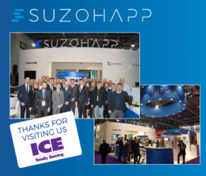 SUZOHAPP leads the way at ICE