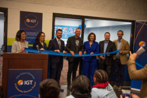 IGT's After School Advantage Program Donates Computer Lab to  Boys and Girls Club of Southern Nevada
