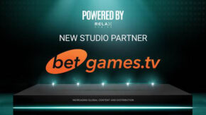 Relax Gaming teams up with BetGames.TV in 'Powered By' partnership