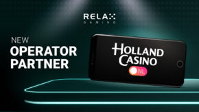 Relax Gaming cooperates with Holland Casino for Netherlands Launch