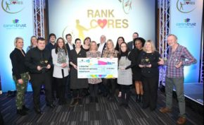 The Rank Group celebrates raising a record £1.8M for Carers Trust thanks to support of staff and customers
