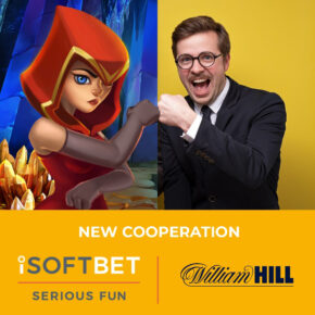 William Hill begins major iSoftBet rollout with Moriarty Megaways exclusive