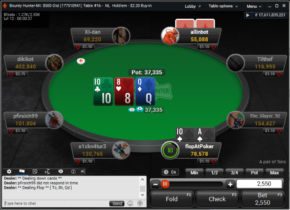 partypoker makes significant table improvements amongst other software updates