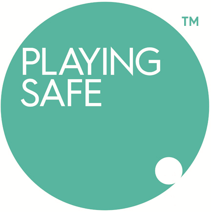 playing safe logo