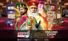 Red Rake enters Netherlands with Holland Casino
