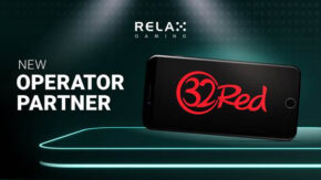 Relax Gaming continues rapid expansion with 32Red partnership