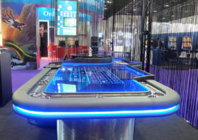 Tableswin to bring iGaming and land-based sectors together with new customisable table at ICE London